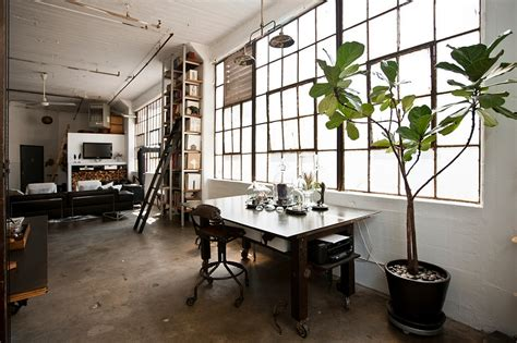 brooklyn loft ideas 27 ingenious industrial home offices with modern flair