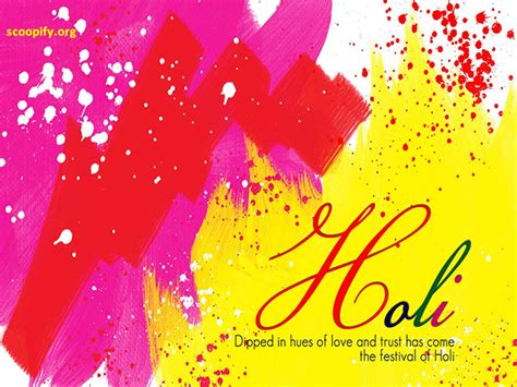 best collection of happy holi wishes to share