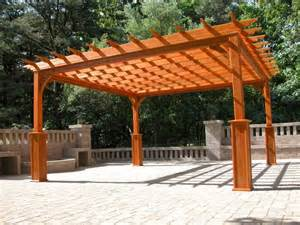 Wood Pergolas by Pergola