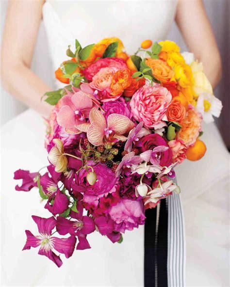 Pink Wedding Flower Ideas by Pretty In Pink Wedding Bouquet Ideas Martha Stewart Weddings