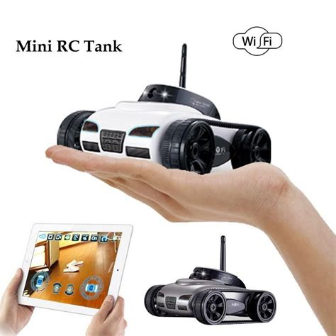 Wifi Tank Mini Ios Android Remote Rc Rechargeable mini rc car with happy cow 777 270 wifi tank iphone ios wifi rc i tank live