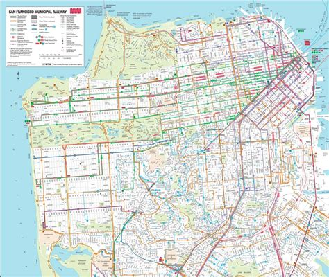 san francisco muni map pdf sfmta map my