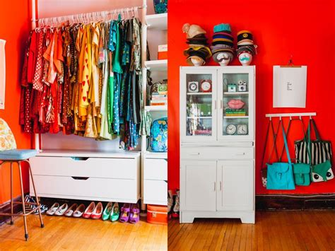 Colorful Closet by How To Choose A Color Palette For Your Home I Nap Time