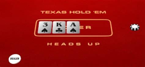 texas holdem poker heads