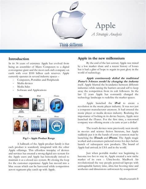 layout strategy of apple case analysis apple strategy for next decade