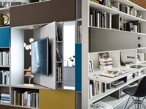 libreria con porta libreria con porta tv archives non mobili cucina