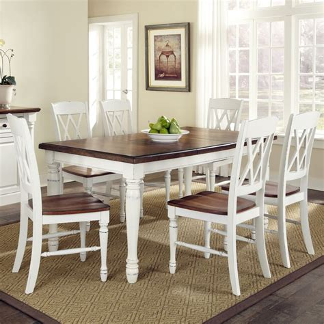 rustikale esszimmertisch sets home styles monarch 7 dining set reviews wayfair