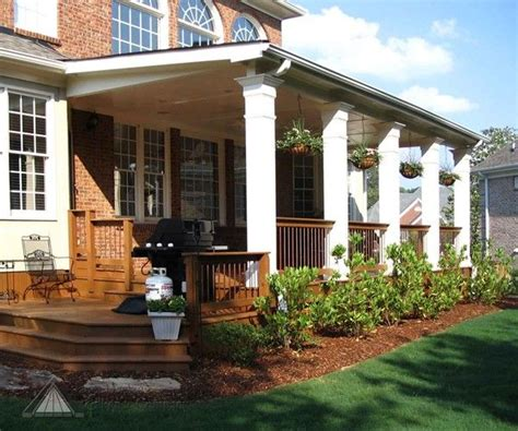back porches designs back porch designs atlanta porches back porches