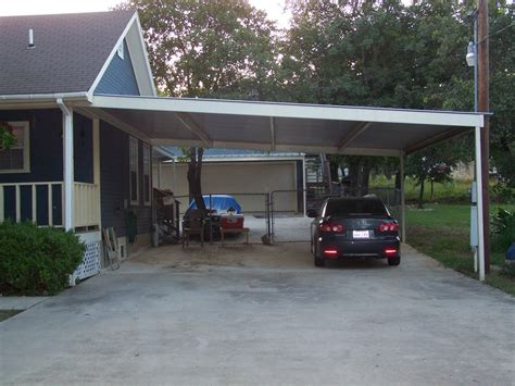 metal lean to carport plans diy free metal work