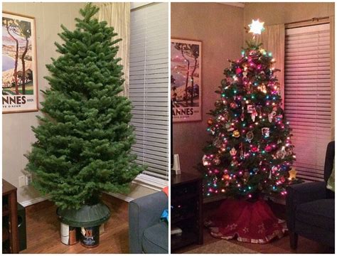 tree hacks 11 christmas decorating hacks for the best holiday ever