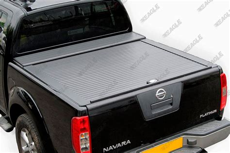 best bed cover nissan navara d40 armadillo roll top roll and lock tonneau