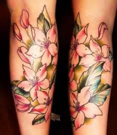 feminine flower tattoos for women