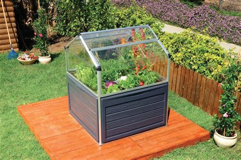 plant inn greenhouse raised garden beds elevated garden
