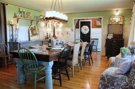 Houzz Farmhouse Dining Room Farmhouse Dining Room