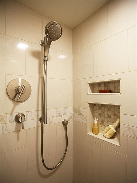 5 Ways To Get More Shower Space Hgtv Pictures Of Bathroom Showers