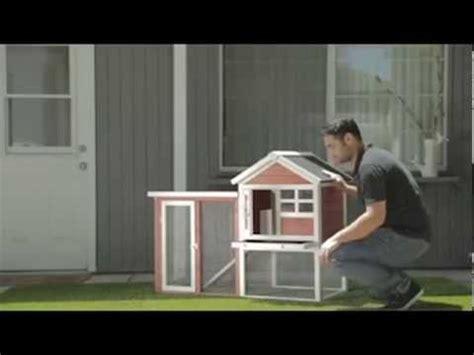 advantek stilt house rabbit hutch the stilt house rabbit hutch rabbit cage rabbit hutch indoor youtube