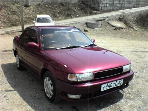 Image Gallery Nissan Sunny 1992