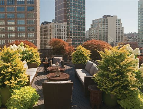 rooftop landscaping rooftop gardens home decor designs