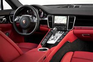 Porsche Panamera Interior 2014 Porsche Panamera 4s Test Photo Gallery Motor