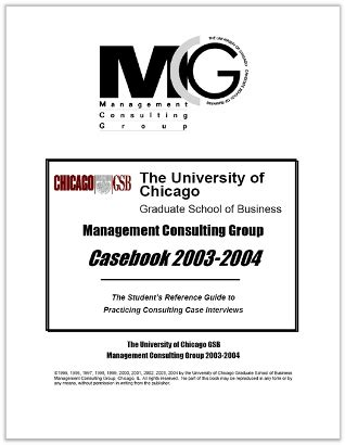 Best Mba Casebooks by Chicago 2004 Casebook In Extensive Casebook Library
