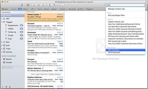 Layout Apple Mail | email modern vertical layout for thunderbird super user