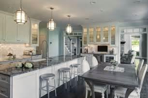 Americana Kitchen Island White - cucina all americana e zona living consigli e suggerimenti