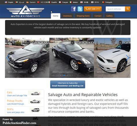 auto bid auction buying salvage vehicles bid auto auctions