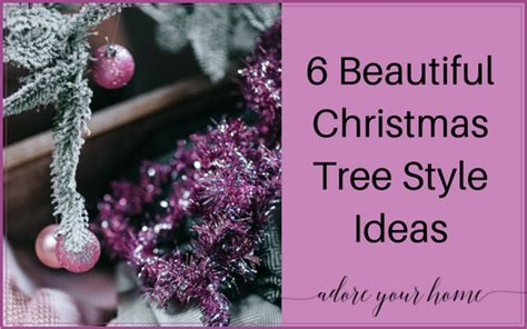 gdoes goodwill take fake christmas trees 6 beautiful tree style ideas adore your home with craig