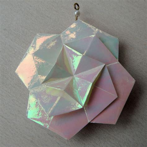 Origami Ornament - ornament origami kiek s atelier