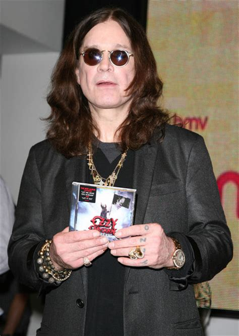 Osbourne Signs New Autobiography Osbourne by Ozzy Osbourne Signs Copies Of His New Album Zimbio