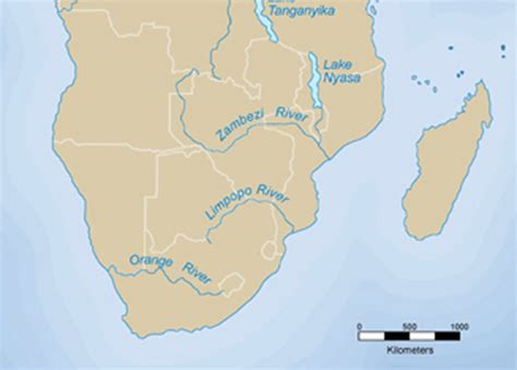 rivers of africa map module twenty activity two exploring africa