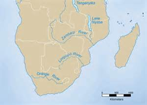 Map Of Africa With Rivers by Module Twenty Activity Two Exploring Africa