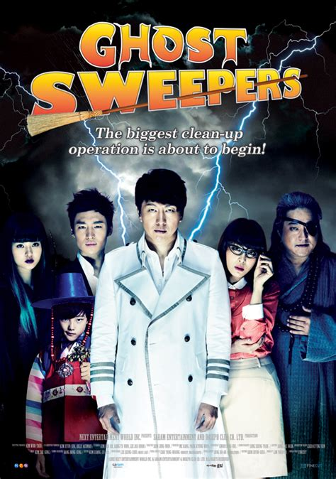 Watch Ghost Sweepers 2012 Full Movie Ghost Sweepers 2012