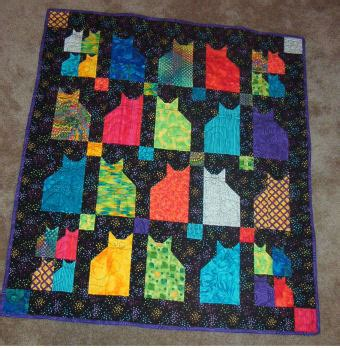 Patchwork Cat Quilt Block Patterns - patchwork cat quilt block pattern about design bild