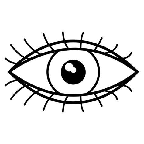 Imagenes Ojos Para Colorear | ojos para pintar