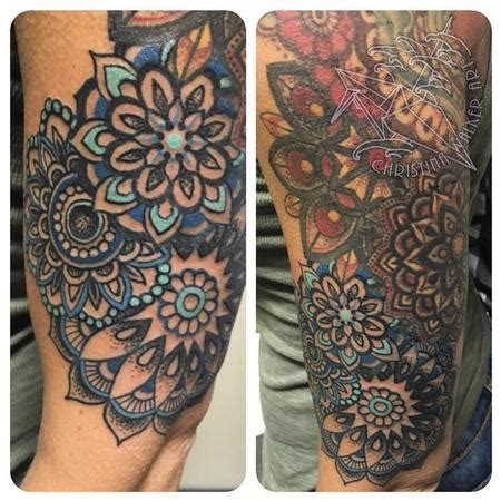 mandala tattoo artist utah christina walker s tattoo designs tattoonow