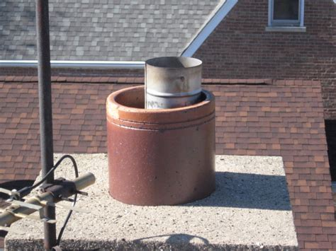 Gas Water Heater and Furnace Chimney Flue Size