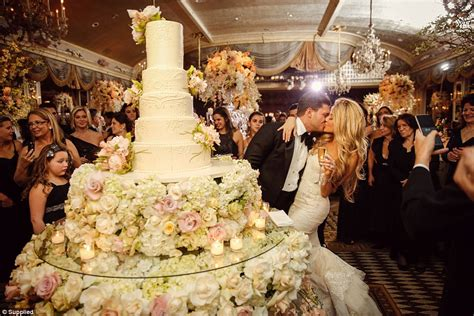 Dana Wolley Zayat by Inside The World S Most Extravagant Weddings With Million