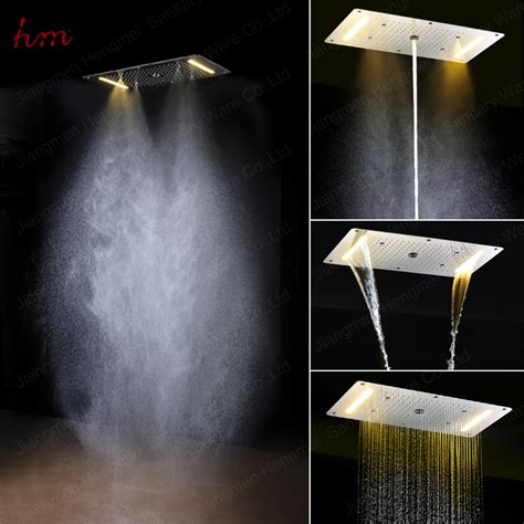 Electric Waterfall Shower Buy Wholesale Misting Shower From China
