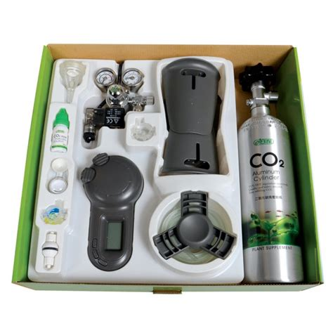 Tabung Co2 Ista 1 Liter Ista Co2 Aluminum Cylinder Set Professional Petoverstock