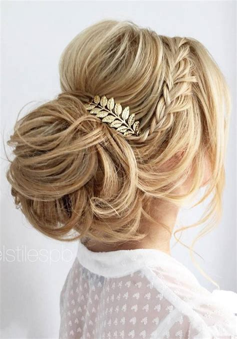 75 chic wedding hair updos for brides deer pearl flowers part 3