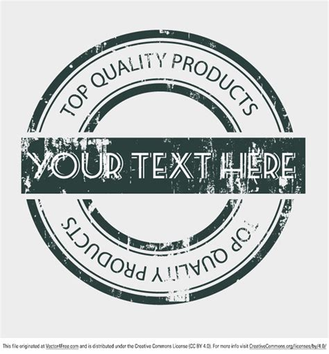template photoshop stempel grungy st free vector art
