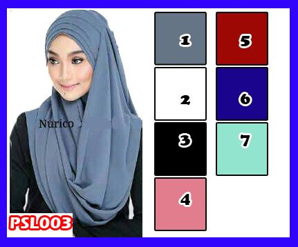 Kerudung Jilbab Instant Isaura 16 03 30 16 zero2fifty