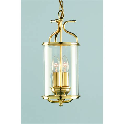 Impex Lighting Winchester 2 Light Indoor Ceiling Lantern Indoor Lantern Pendant Light