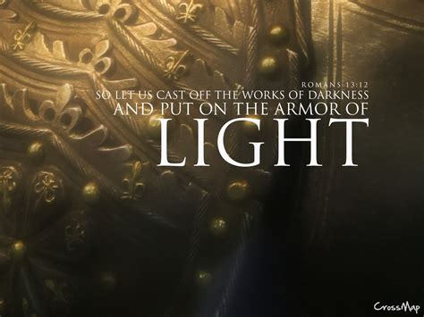 The Armor Of Light by Put On The Armor Of Light Crossmap