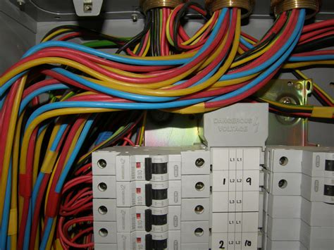 electrical wiring services power