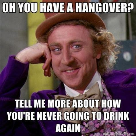 The Hangover Memes - quiz how to tell if you were out last night 183 the daily edge