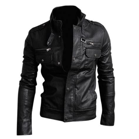 Jaket Xl Premium 33 nwt premium maenner entworfene reizvolle pu lederne kurze