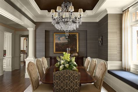 wallpaper design houzz grasscloth wallpaper in dining room 2017 grasscloth