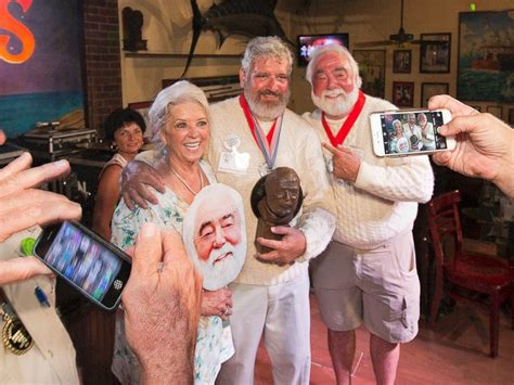 Named Hemingway Wins Hemingway Look Alike Contest In